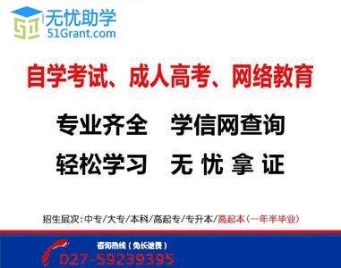 2016年湖北省成人高考报名